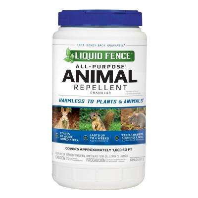 2 lbs. Granule All Purpose Animal Repellent