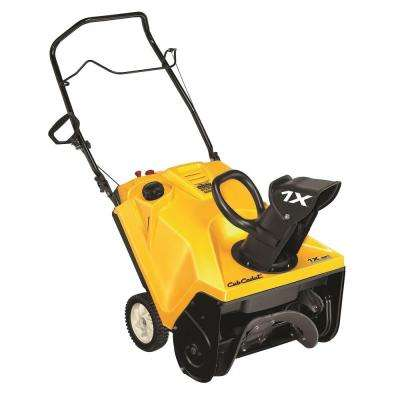 1X 221 HP 21 in. 179cc Single-Stage Electric Start Gas Snow Blower
