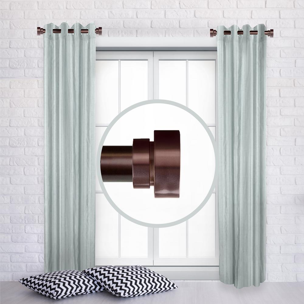 1 Inch Curtain Rod The Best Image Of