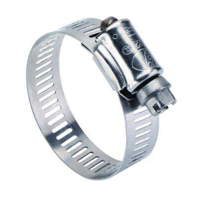 3/8 in. - 7/8 in. Stainless-Steel Hose Clamp