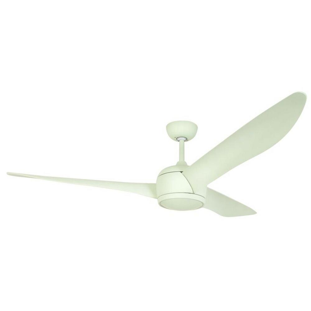 Lucci Air Lucci Air Nordic 56 in. 3-Blade Mint Ceiling Fan