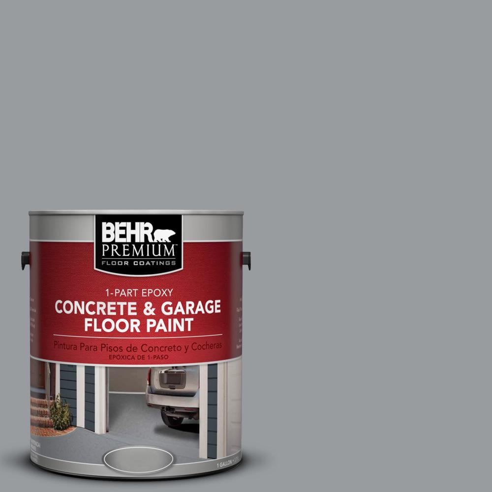 1 gal. #N500-4 Pencil Sketch 1-Part Epoxy Concrete and Garage Floor Paint