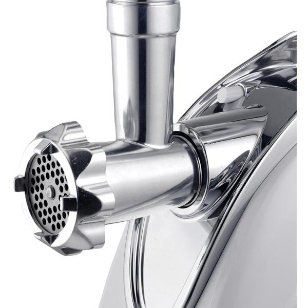 Brentwood Appliances MG-400W Meat Grinder Hd 400w White
