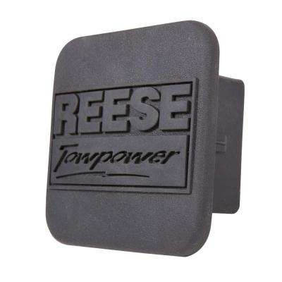 2 in. Black Hitch Box Cover