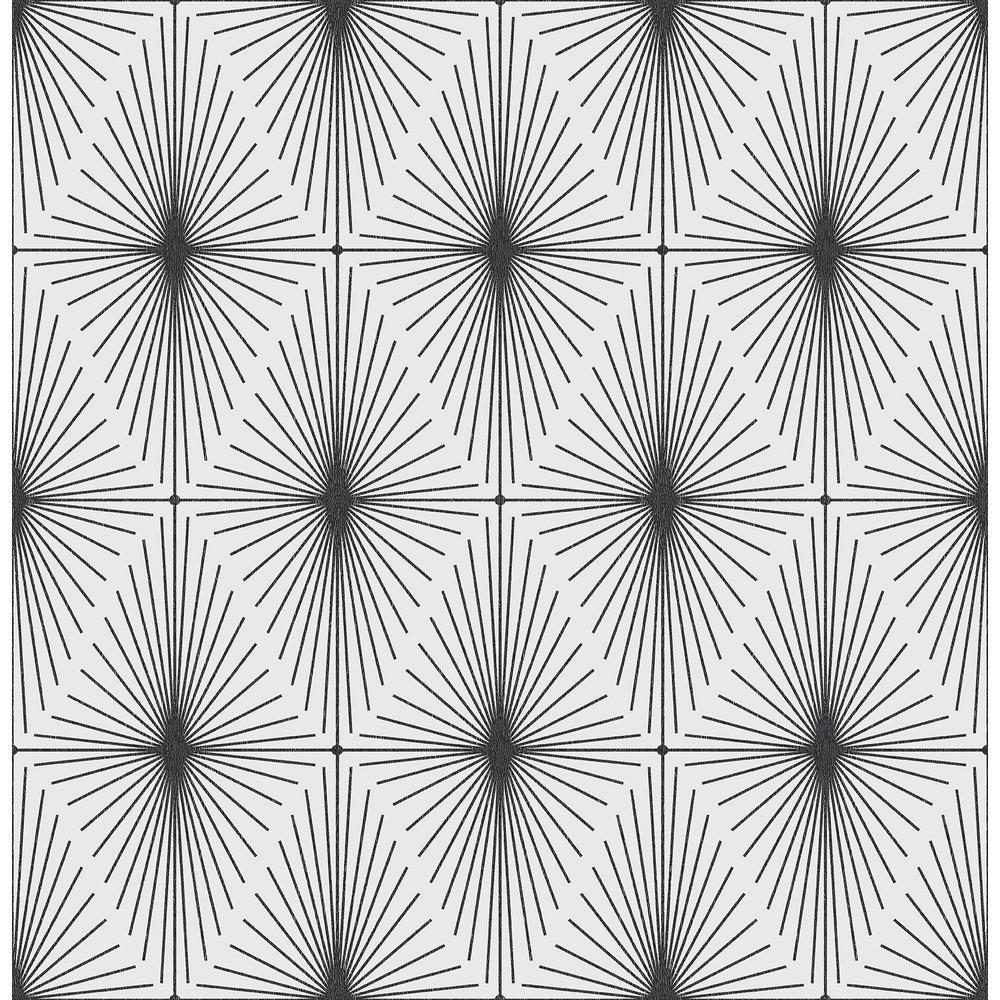 Starlight Black Diamond Wallpaper Sample
