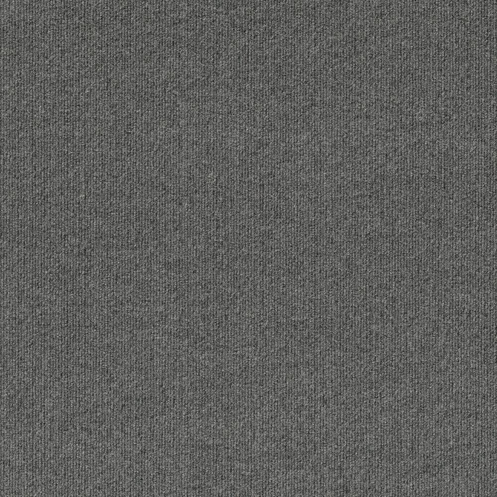 First Impressions Sky Grey Ribbed Texture 24 In X 24 In