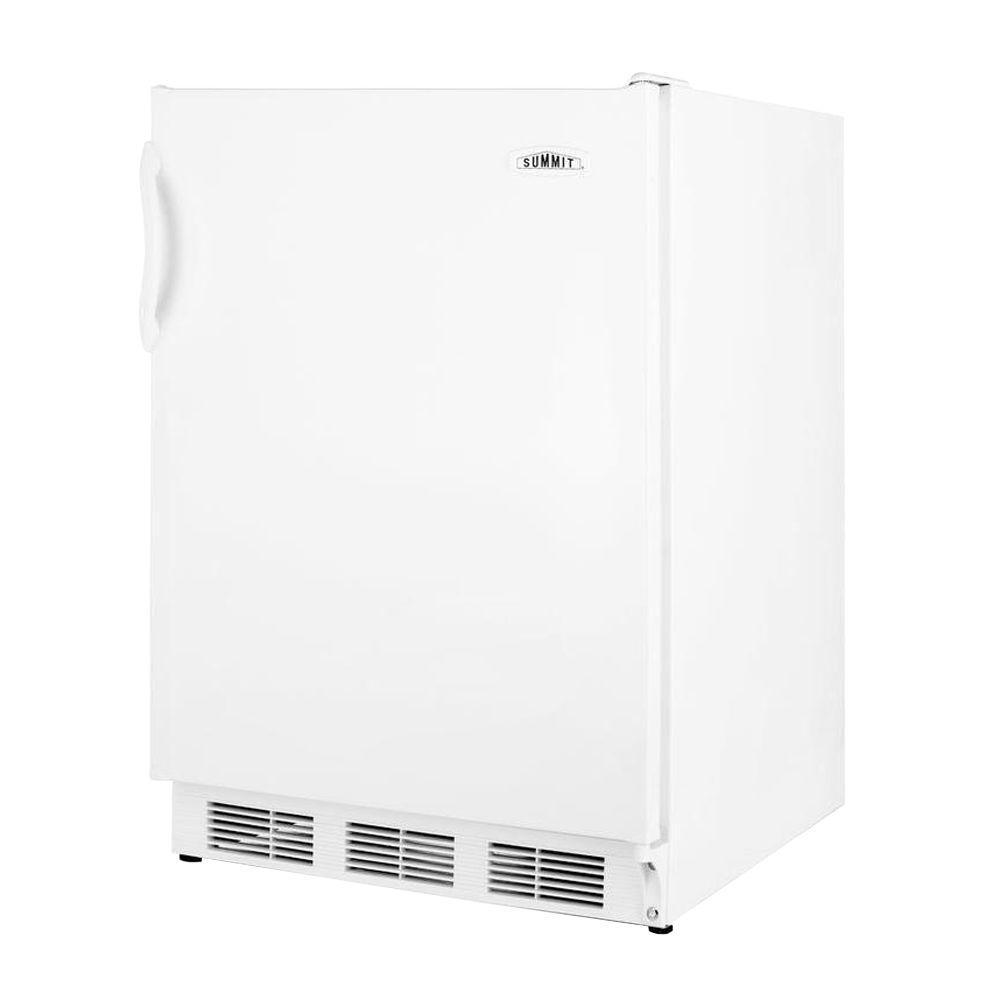 Summit Appliance 5.5 cu. ft. Mini Refrigerator in White