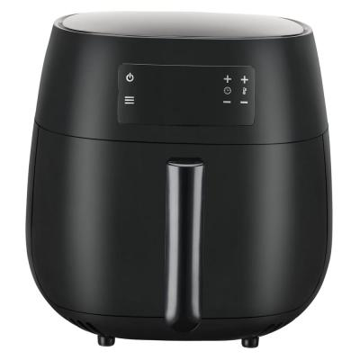 Air Fryer 4.0 l Capacity with Double Ceramic Basket and Pan Set, Digital LED Touch Display 1400-Watts (1819)