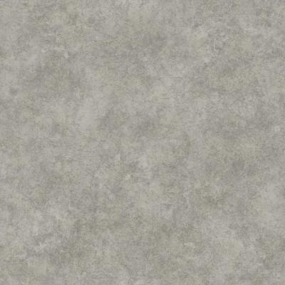 8 in. x 10 in. Reale Grey Stone Wallpaper Sample