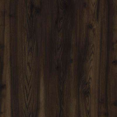 Verge 6 in. x 48 in. Stained Pine Glue Down Vinyl Plank Flooring (36 sq. ft. / case)