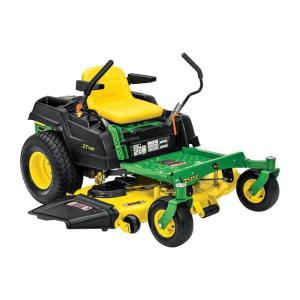 John Deere Z525E 54 inch 24 HP Gas Dual Hydrostatic Zero-Turn Riding Mower by John Deere