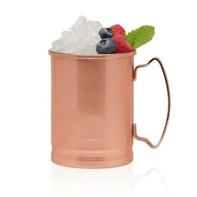Moscow Mule 4-Piece Copper Mug Set