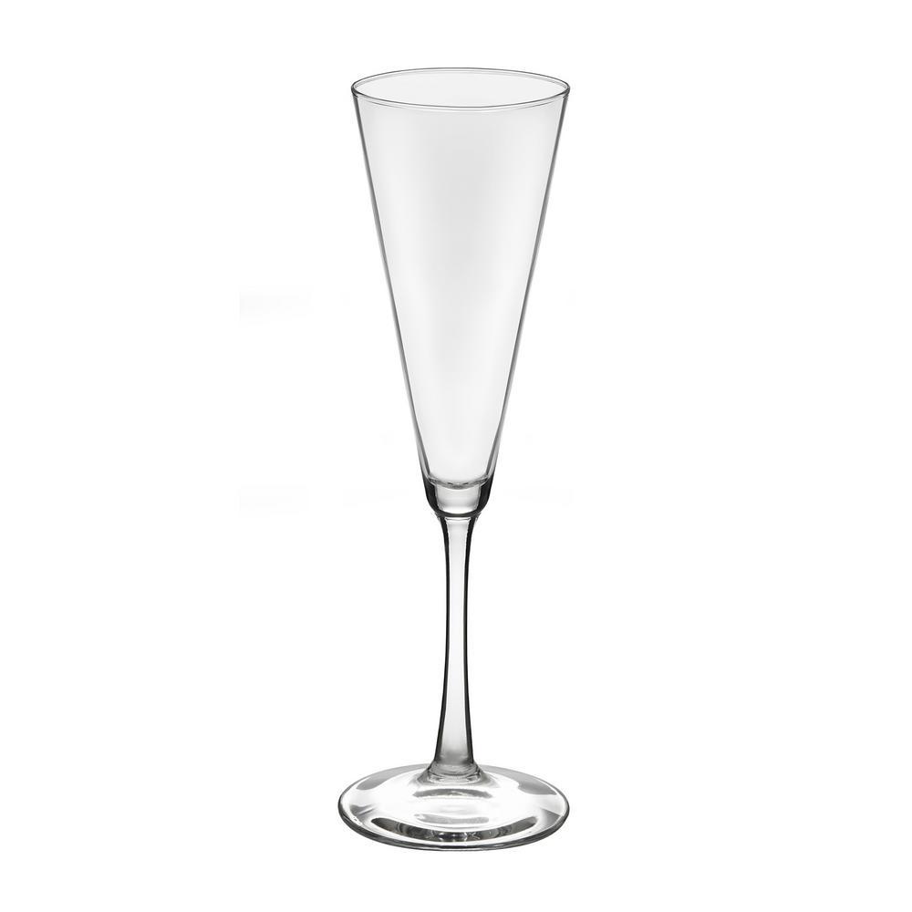 Vina 6.5 fl. oz. Champagne Glass Set (6-Pack)