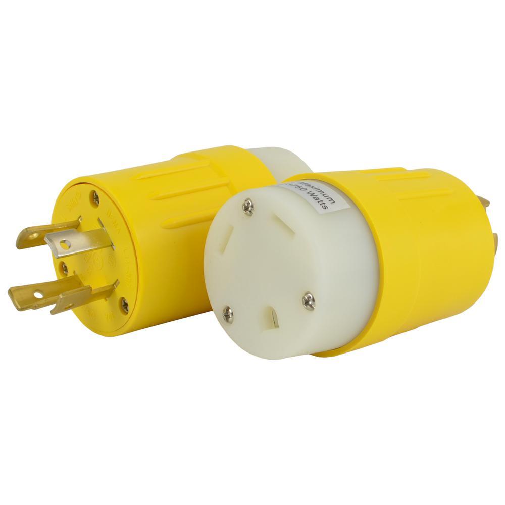30 Amp Rv Plug >> Limited One Year Warranty Generator Accessories Generators The