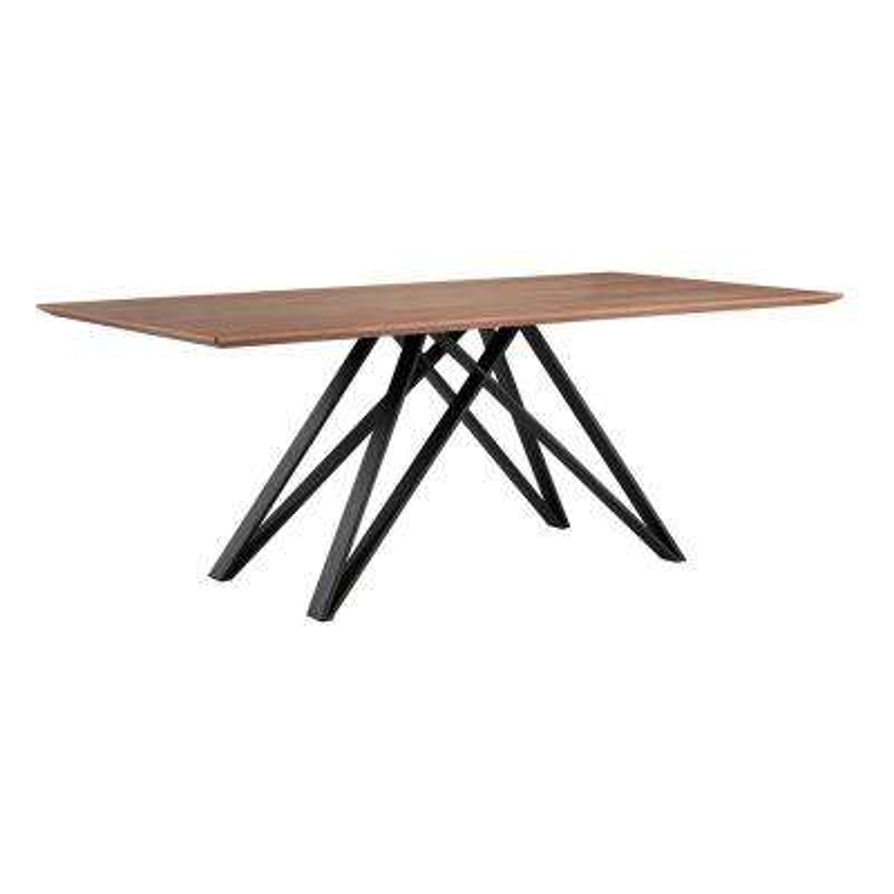 Modena Walnut Dining Table