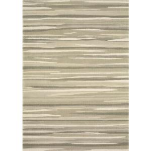 Home Decorators Collection Water Color Grey 8 ft. x 10 ft. Area Rug by Home Decorators Collection