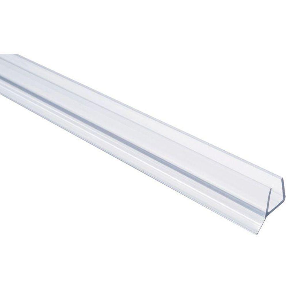 Showerdoordirect 36 In Frameless Shower Door Seal With Wipe For 14