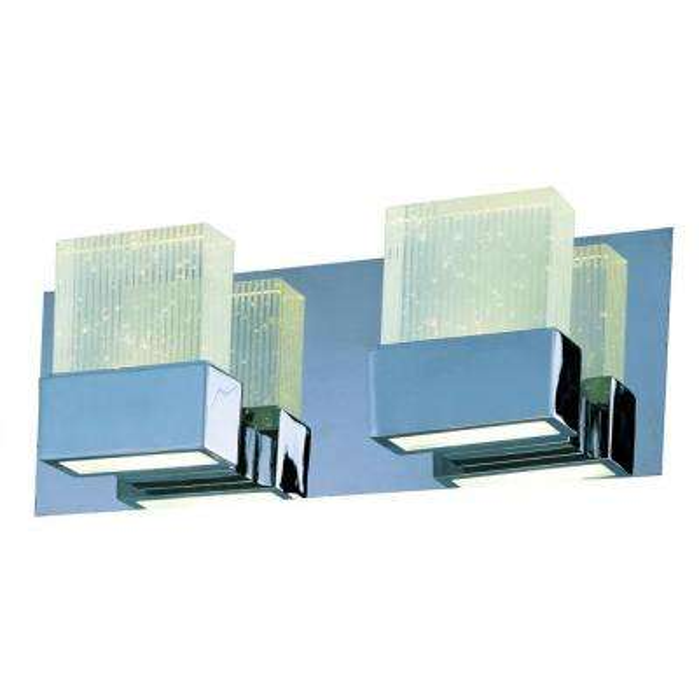 Fizz III 4-Light LED Vanity