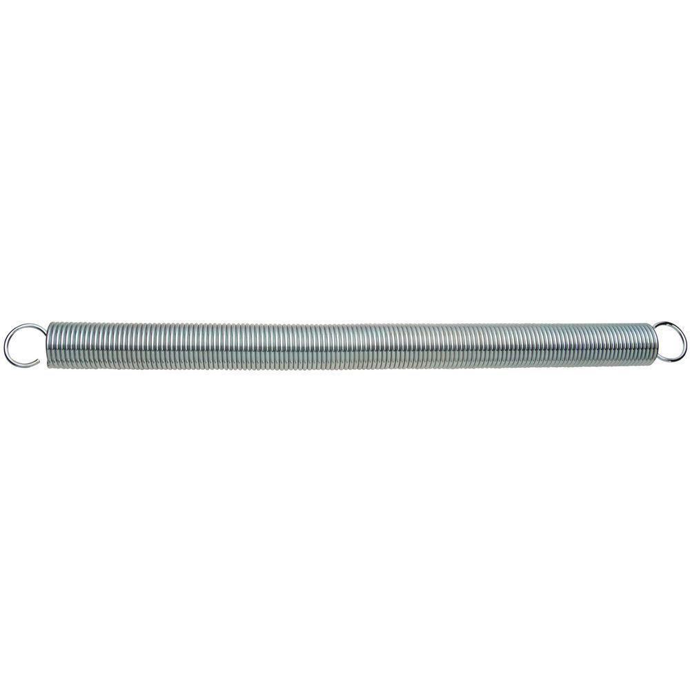 1 in. Zinc-Plated Door Spring