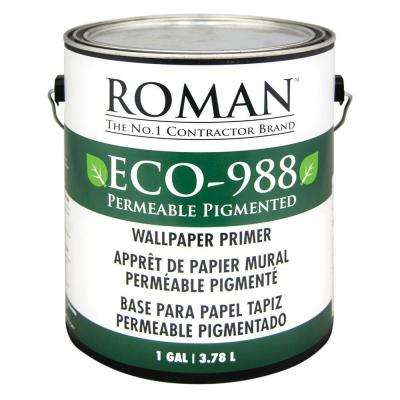 ECO-988 1 gal. Pigmented Wallcovering Primer
