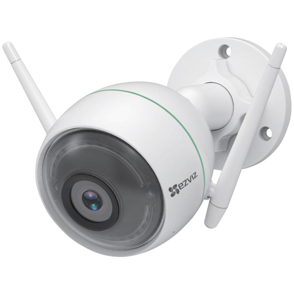 EZVIZ 1080p Wi-Fi Outdoor Surveillance Camera with 100 ft. Night Vision Weatherproof, Smart Motion Detection