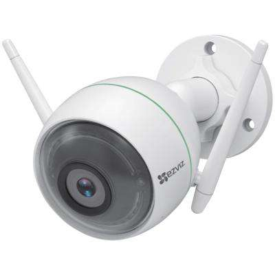 1080p Standard Wireless Wi-Fi Outdoor Surveillance Camera with 100 ft. Night Vision Weatherproof, Smart Motion Detection