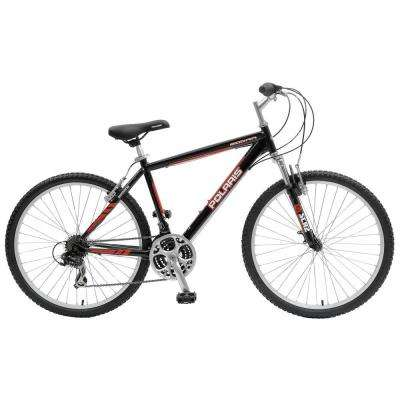 600RR M.1 Hard Tail Mountain Bike, 26 in. Wheels, 18.5 in. Frame, Men's Bike in Black