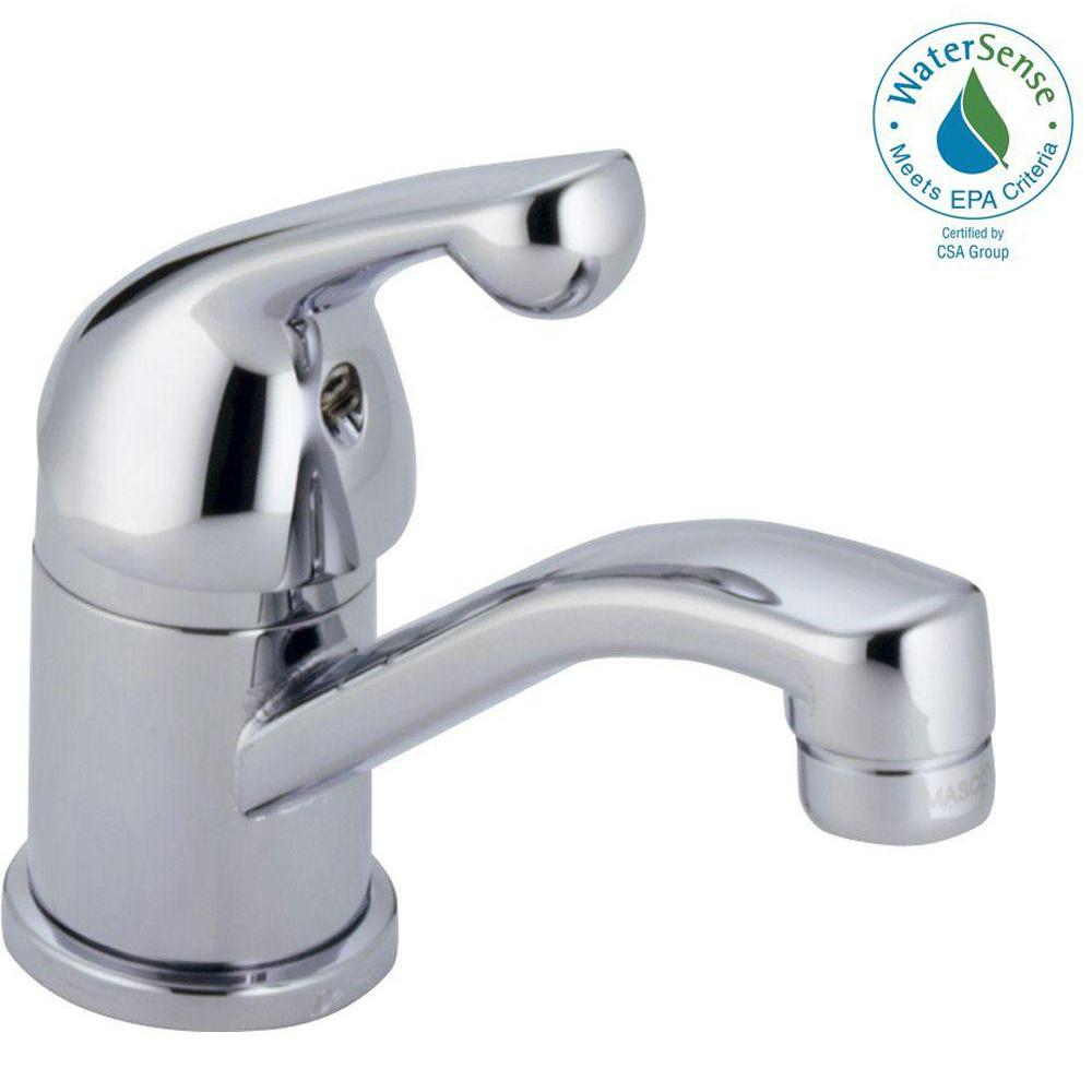 Delta Single Hole Single Handle Specialty Bathroom Faucet In Chrome
