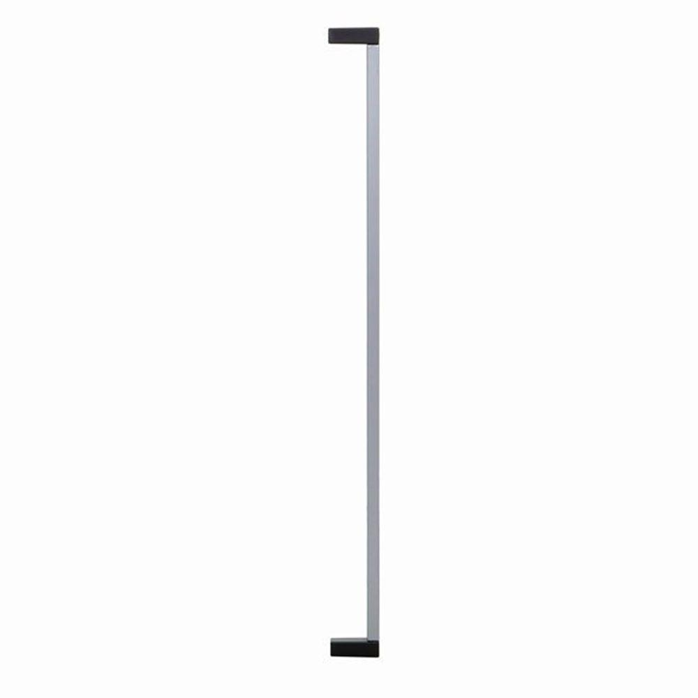 Dream Baby 2.5 in. Gate Extension, Silver, Silver Color