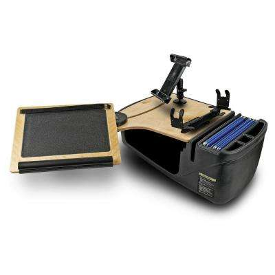 Reach Desk Front Seat in Elite with Built-In Power Inverter, Printer Stand and iPad/Tablet Mount