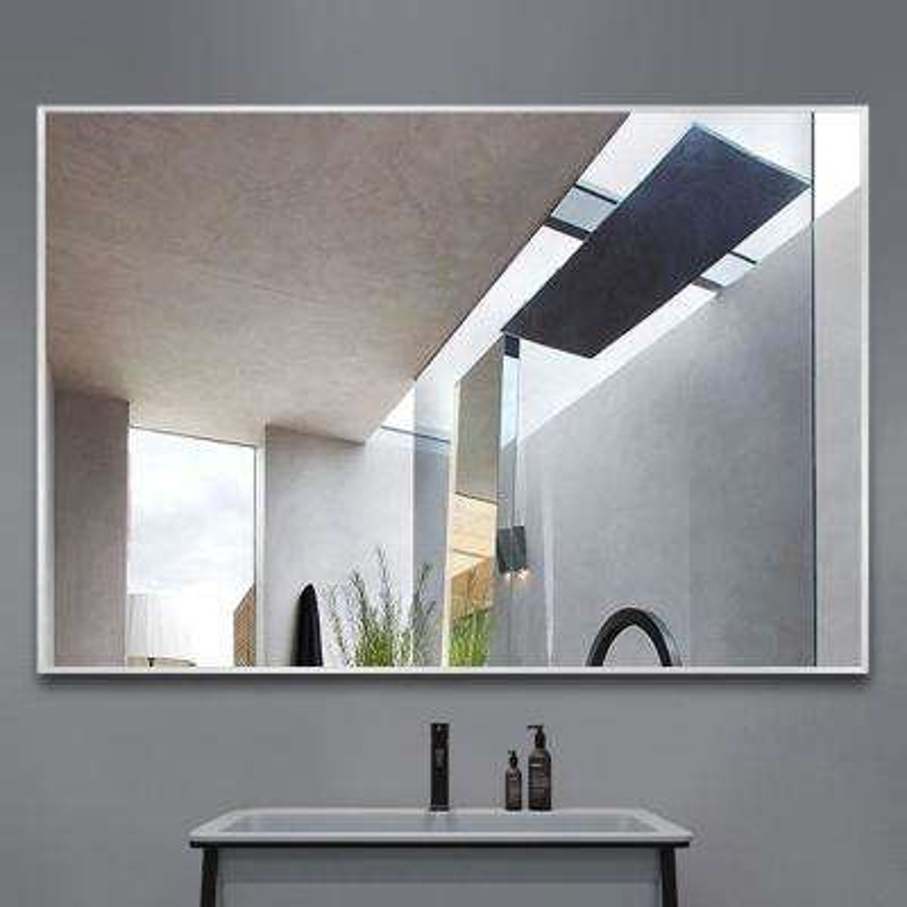Modern/Simple Metal Hanging/Wall Mounted mirror Bathroom Vanity Mirror
