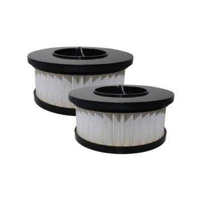 Cartridge Filters Replacement for Eureka DCF19 Part 63950 (2-Pack)