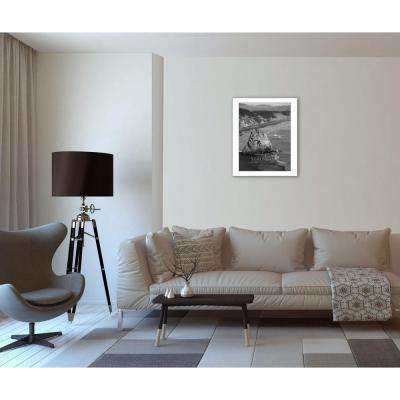 """14 in. x 18 in. """"Strength"""" by Trendy Decor 4U Printed Framed Wall Art"""