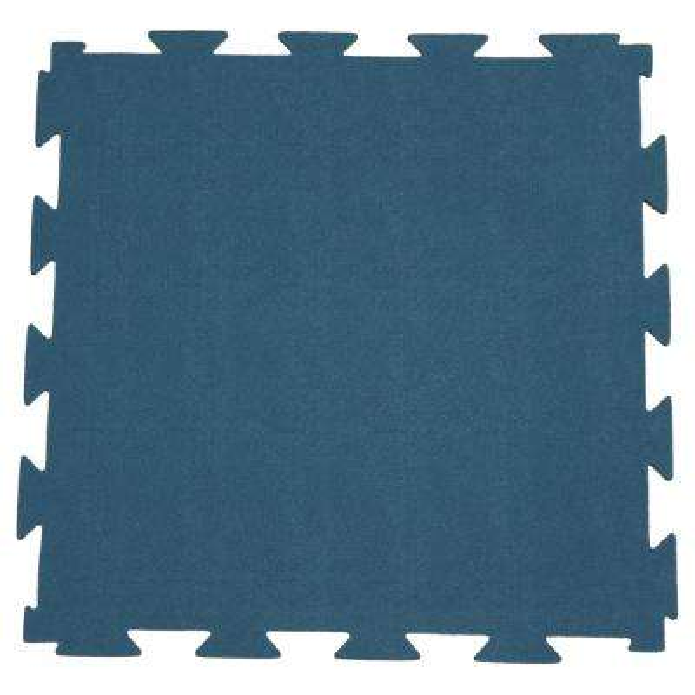 Terra-Flex 1/4 in. x 24 in. x 24 in. Blue Interlocking Flooring (10-Pack, 40 sq. ft.)