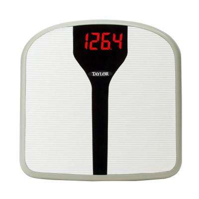 SuperBrite Electronic Digital Bath Scale