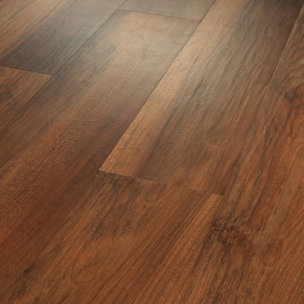 Breckenridge Larkspur 7 in. W x 48 in. L Click Lock Vinyl Plank Flooring (18.68 sq. ft./case)