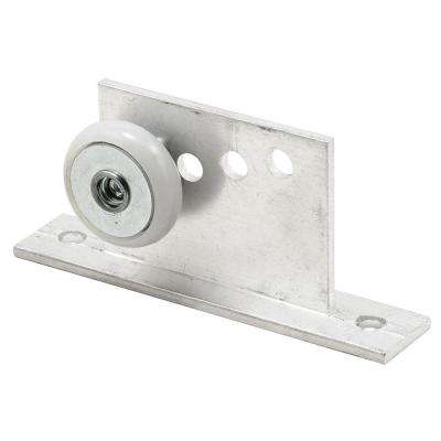 3/4 in. Round Shower Door Roller and Bracket