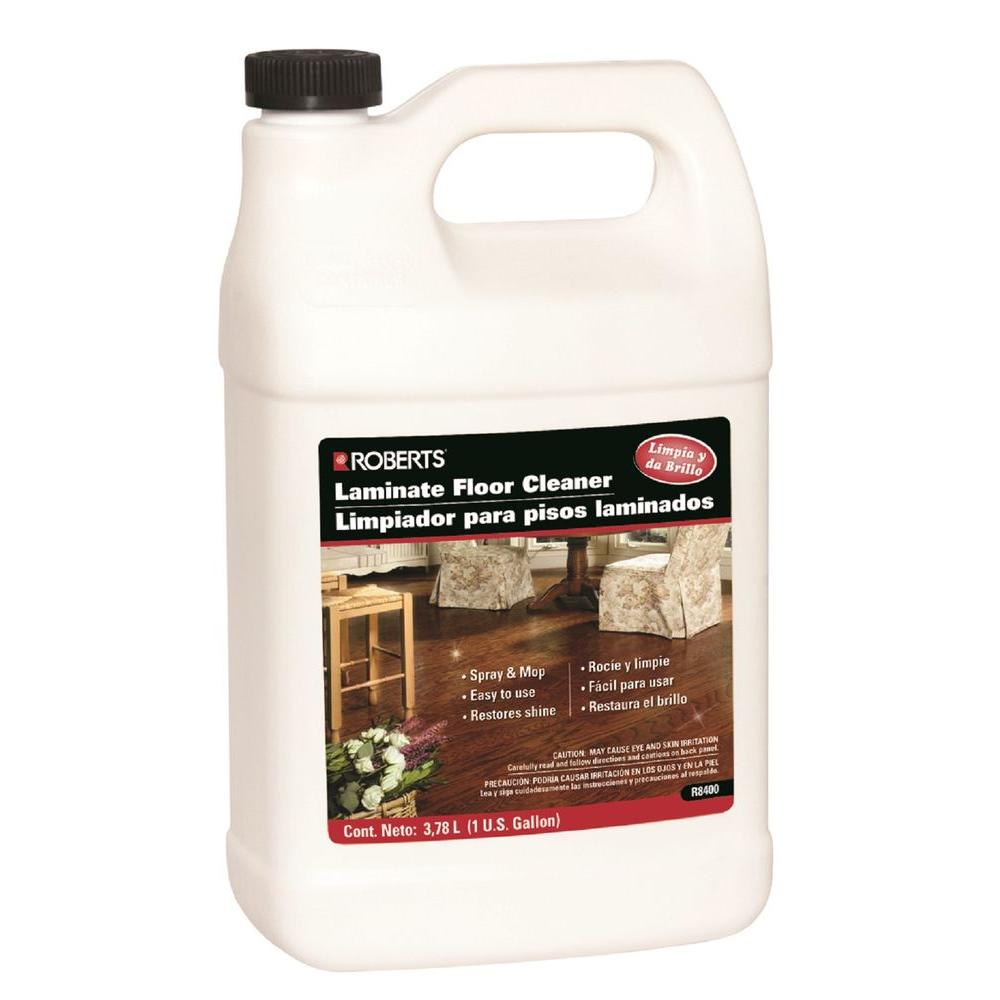 Laminate And Wood Floor Cleaner Refill Jug