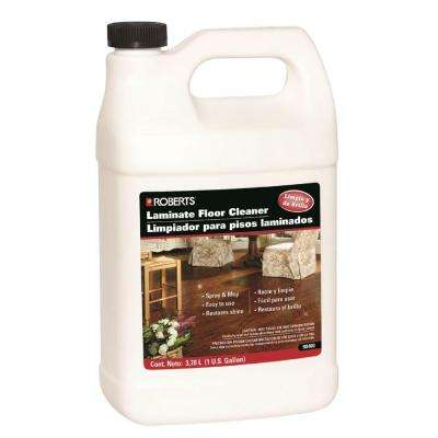 1 gal. Laminate and Wood Floor Cleaner Refill Jug