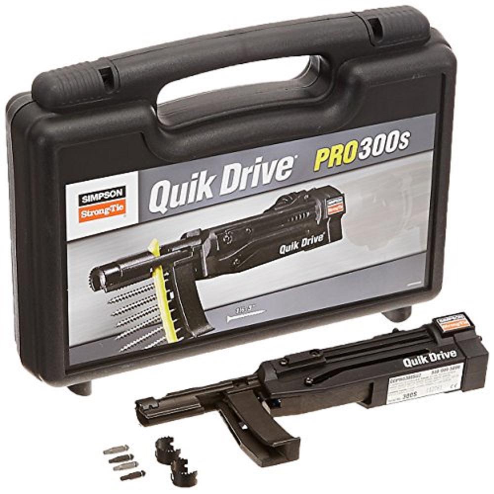 Quik Drive PRO300S Decking Attachment