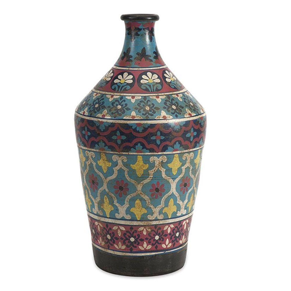 Home Decorators Collection Kabir Small Hand Painted Vase