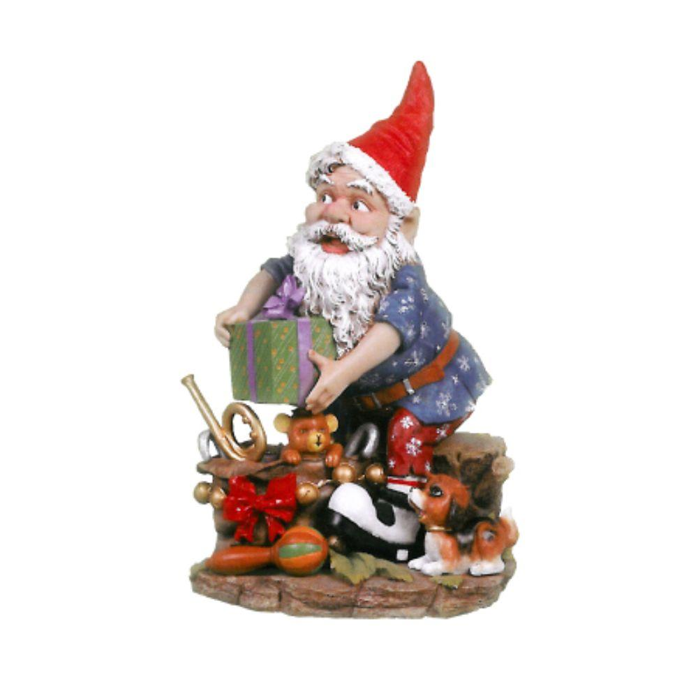 null Gifty the Garden Gnome Statue -DISCONTINUED