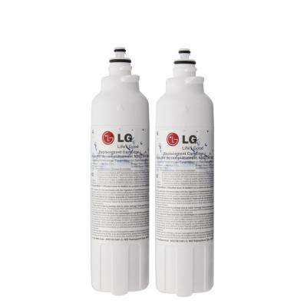 Refrigerator Water Filter (2-Pack)
