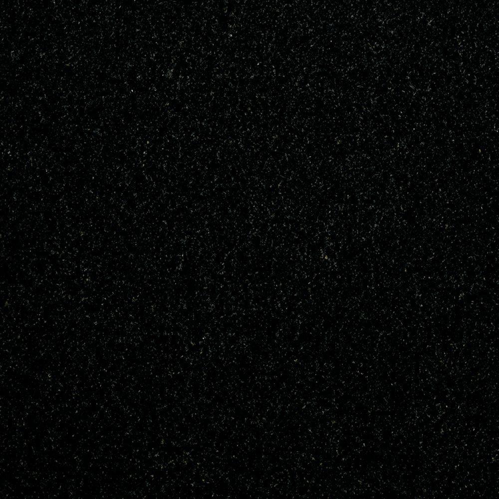 Granite Vanity Top Color Swatch in Manchester Black