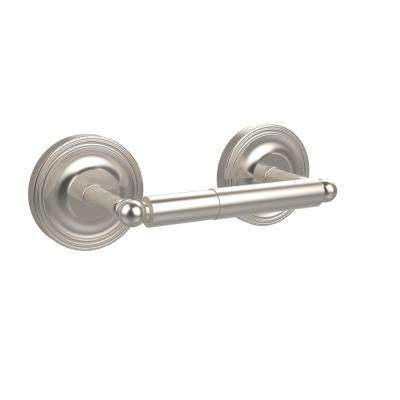 Regal Collection Double Post Toilet Paper Holder in Satin Nickel
