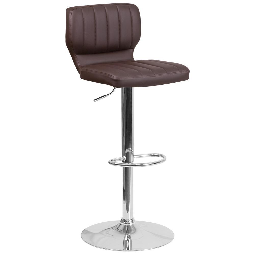 Flash Furniture Swivel Bar Stool Sevenstonesinc