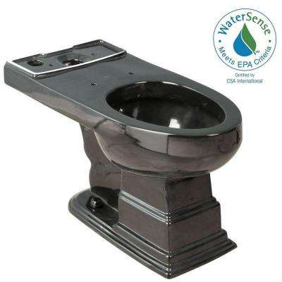 Structure Suite Elongated Toilet Bowl Only in Black