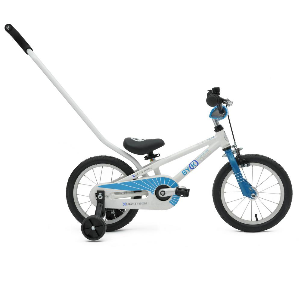 ByK E-250 14 in. Wheels 6.5 in. Frame Blue Kid's Bike