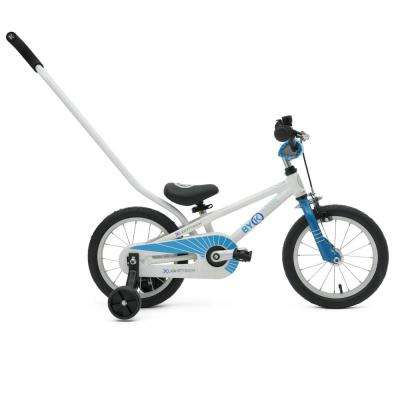 E-250 14 in. Wheels 6.5 in. Frame Blue Kid's Bike