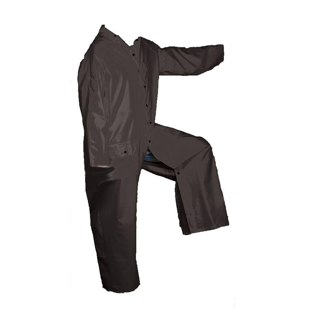 West Chester 35 ml 5XL PVC Polyester 60 in. Rider Coat-DISCONTINUED